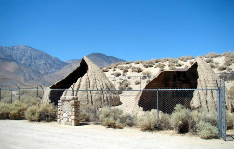 Owens Valley Cottonwood Charcoal Kilns