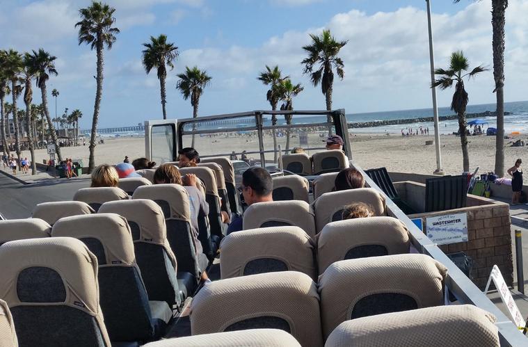 Oceanside Harbor Days Free Bus