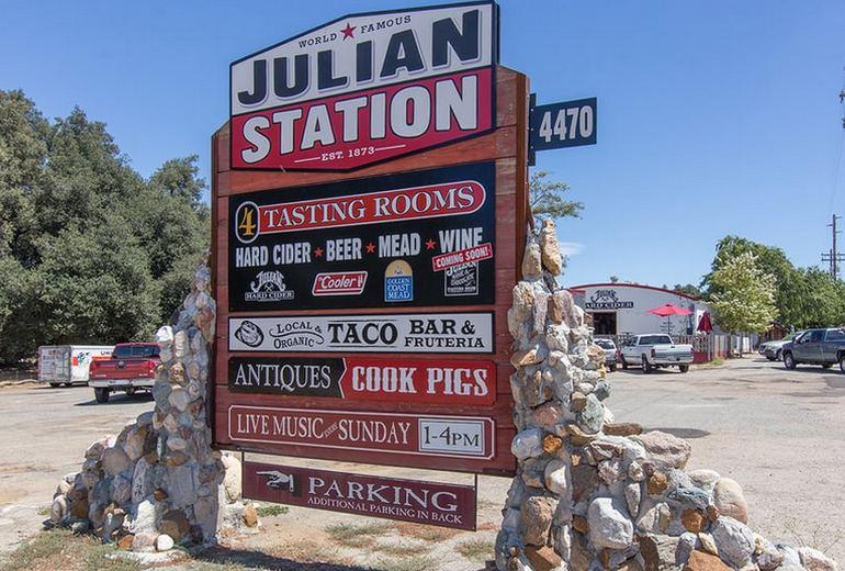 Julian Station