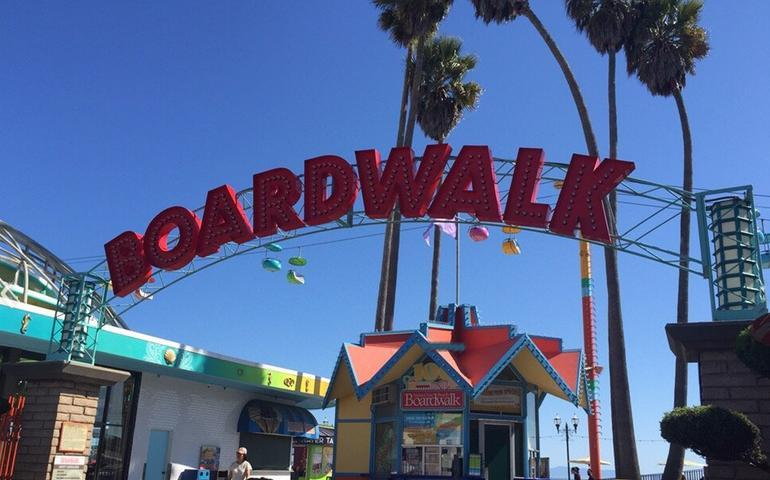 Santa Cruz Beach Boardwalk