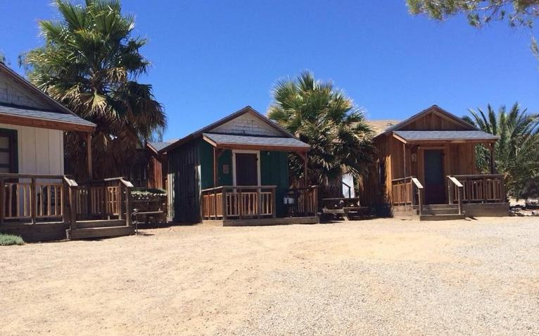 Guest Cabins Mercey Hot Springs