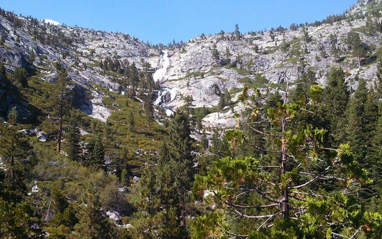 Horsetail Falls El Dorado County