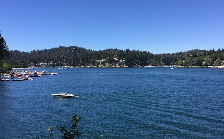 Lake Arrowhead Day Trip