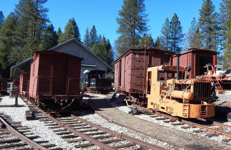Nevada City Railroad Museum