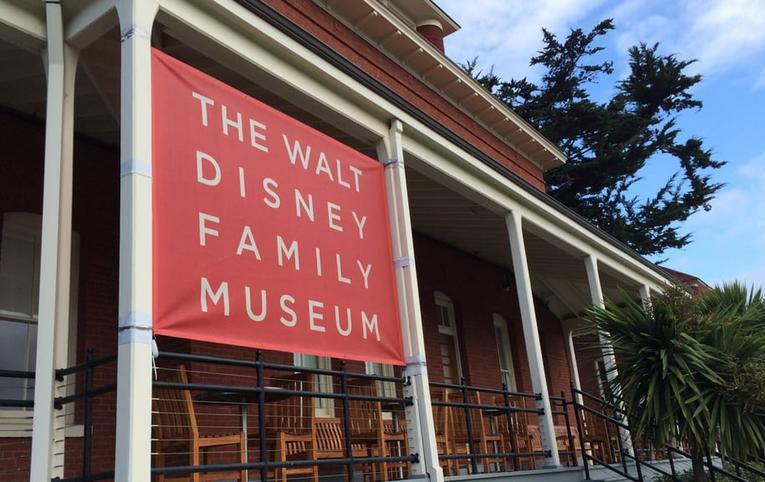 Walt Disney Museum San Francisco