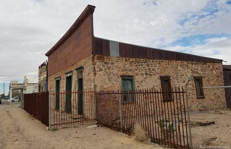 Daggett California Almost A Ghost Town Historic Points Of