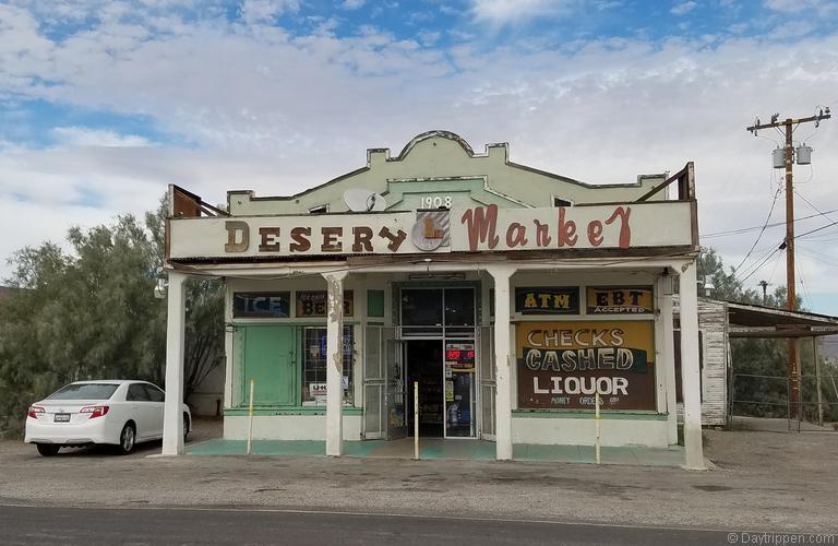 Desert Market Daggett California