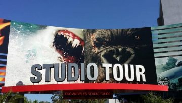 Los Angeles Movie Studio Tours