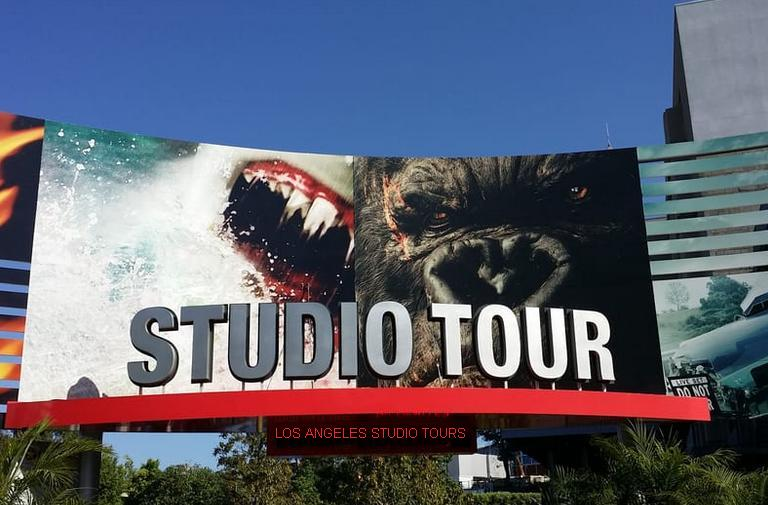 Los Angeles Movie Studio Tours Go Behind The Scenes