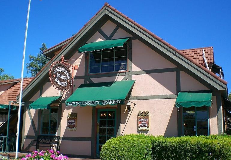 Solvang California Santa Ynez Valley