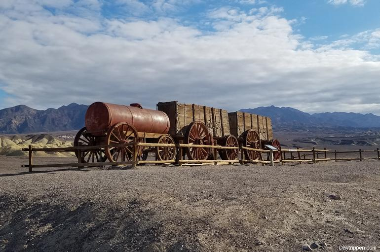 Harmony Borax Works Death Valley