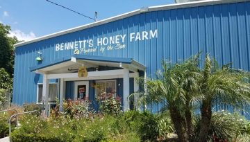 Bennett's Honey Farm Honey Farm Fillmore California