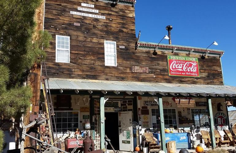 Eldorado Canyon Mine Tours Store