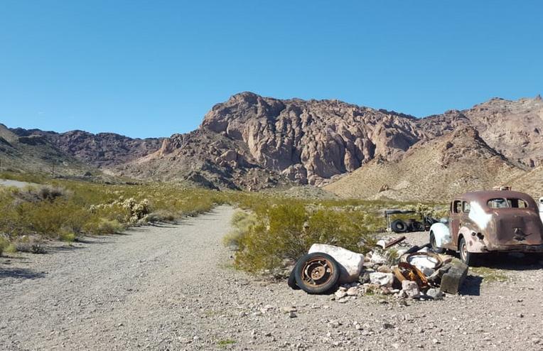 Eldorado Canyon Nevada