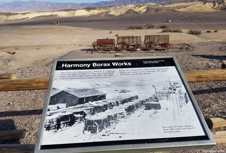 Harmony Borax Works