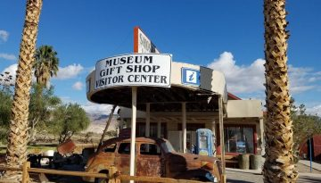 Historic Shoshone California Last Stop Before Death Valley