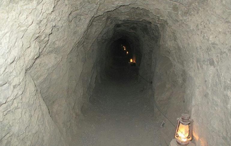 Techatticup Mine Tour