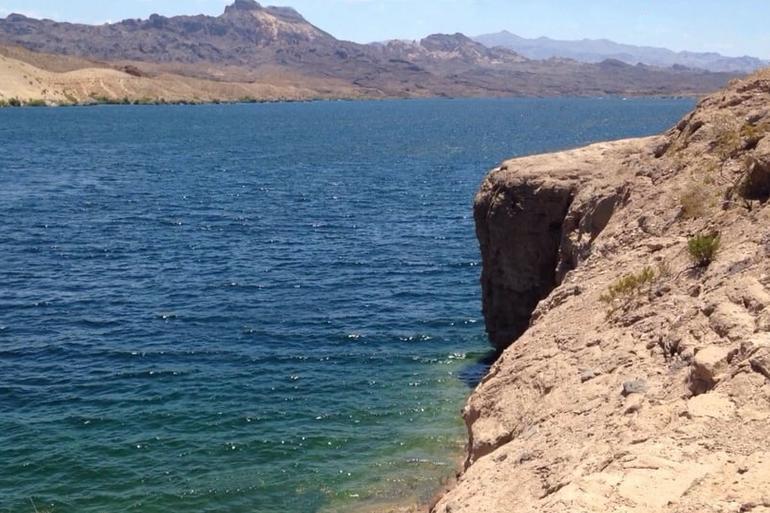 Nelson's Landing Cliff Jumping