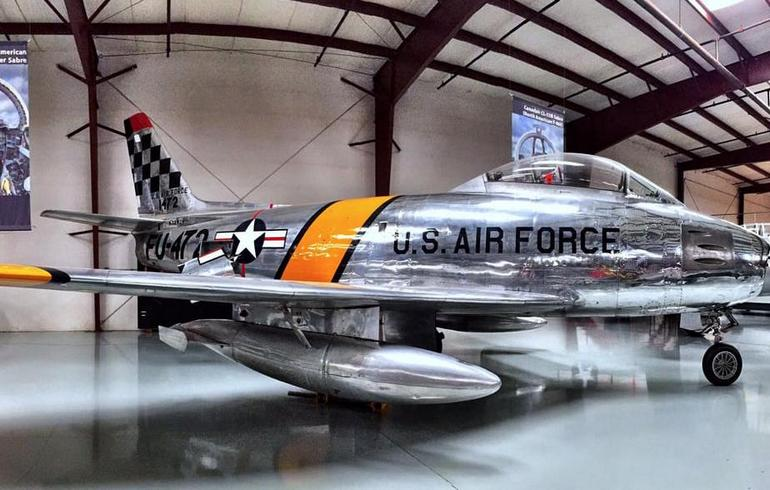 Yanks Air Museum Chino Californnia