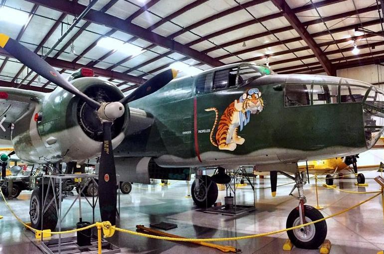 Yanks Air Museum Chino Californnia