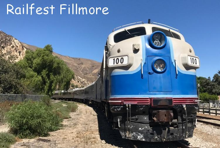 Railfest Fillmore & Western Railway