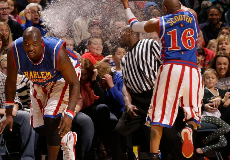 Harlem Globetrotters Southern California Shows
