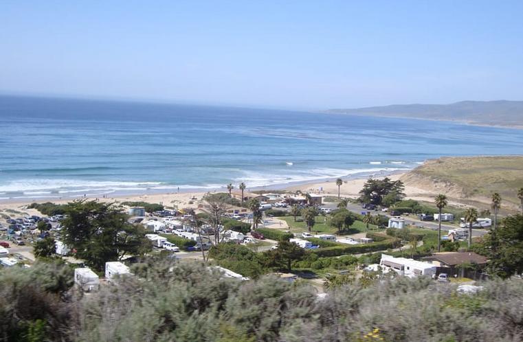 Jalama Beach Camping Santa Barbara