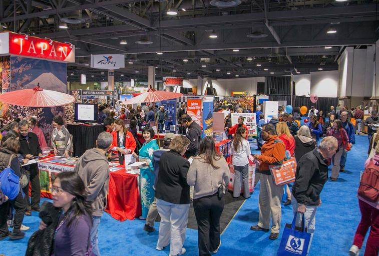 Los Angeles Travel Adventure Show