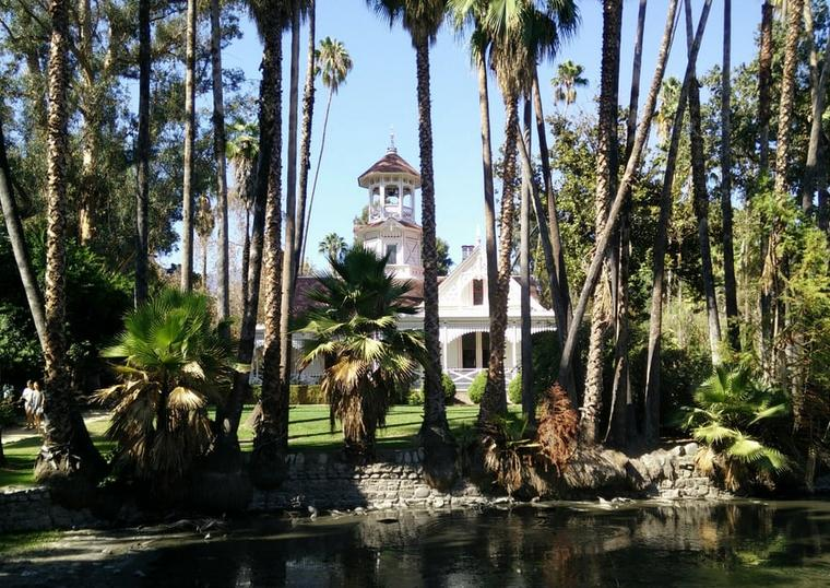 Los Angeles County Arboretum