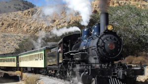 Virginia Truckee Railroad Nevada
