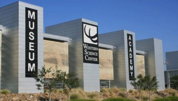 Western Science Center Hemet California