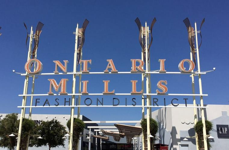Ontario Mills Outlet Mall