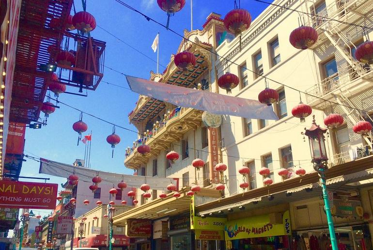San Francisco Chinatown Day Trip