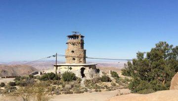 Desert View Tower San Diego Day Trip Jacumba