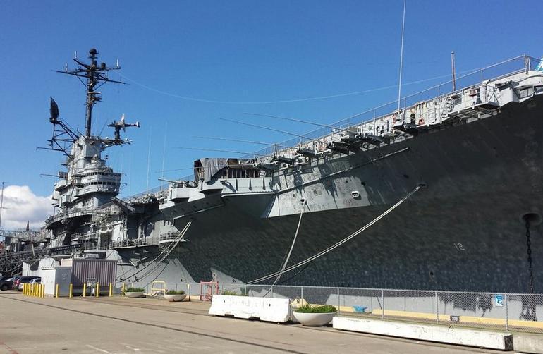 USS Hornet Museum Alameda Naval Station