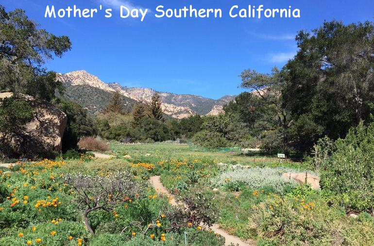 Mother's Day Southern California