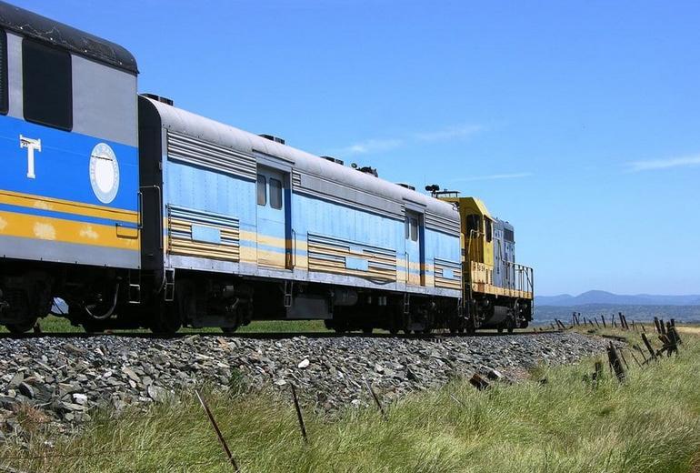Sierra Railroad Dinner Train