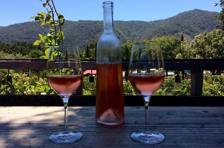 Carmel Valley Wine Tasting
