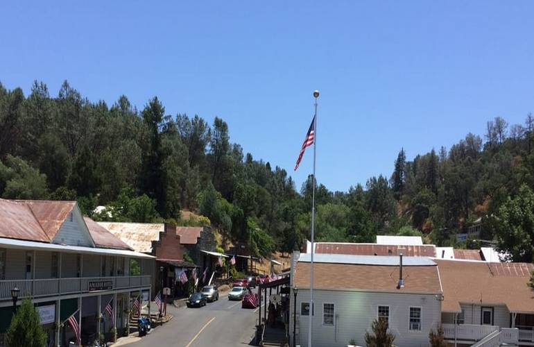 Amador City California Gold Country