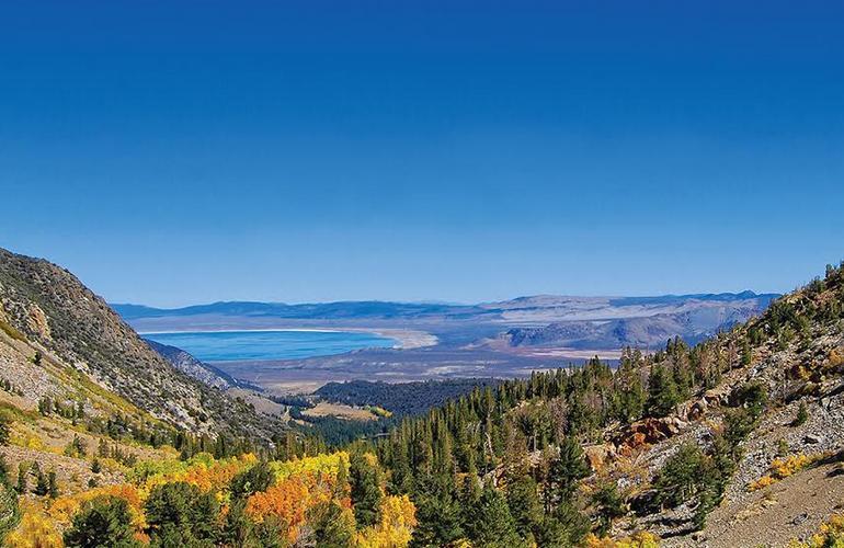California High Sierra Day Trips