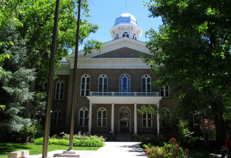Carson City Nevada Day Trip Attractions Points Of Interest