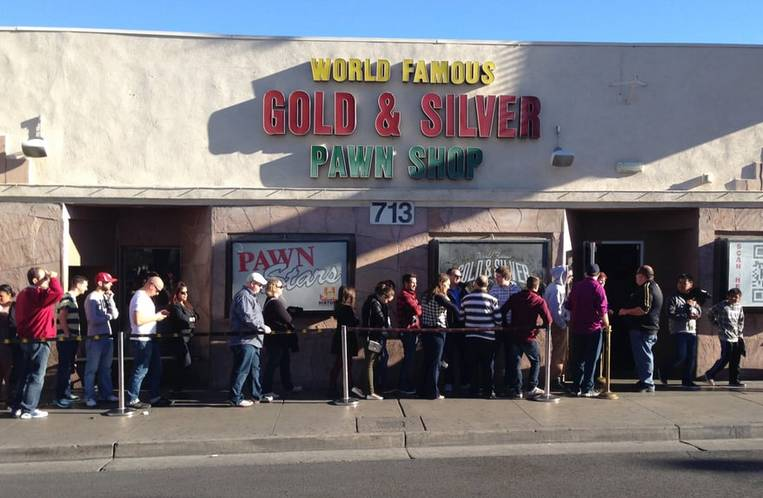 Pawn Stars Pawn Shop Las Vegas