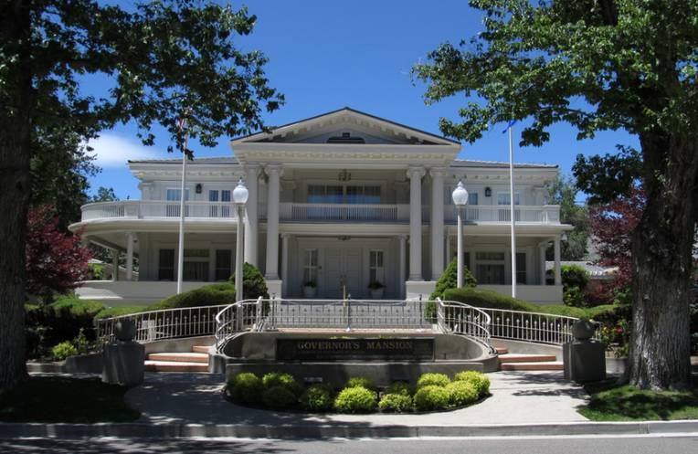 Governor's Mansion Carson City Nevada