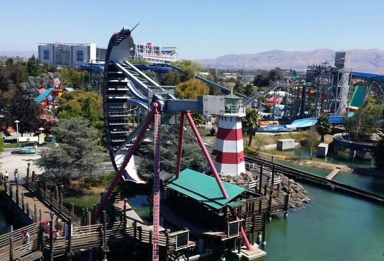 California's Great America Theme Park