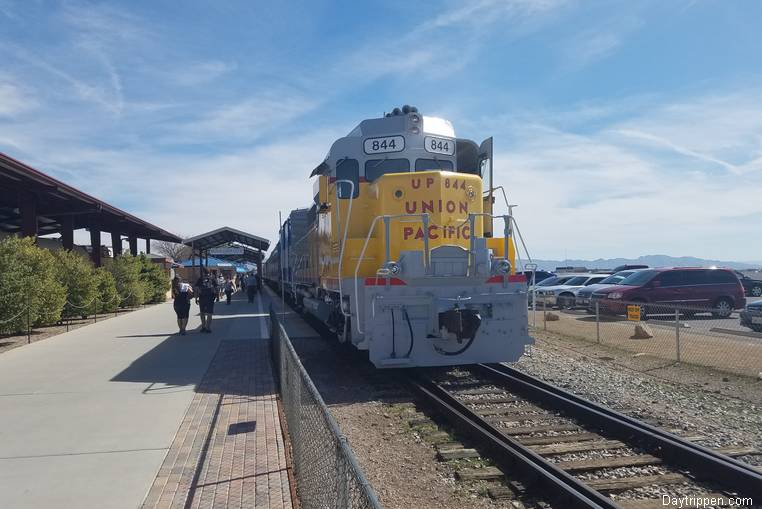 Places To Ride Trains in Nevada Historic Nevada Railroads