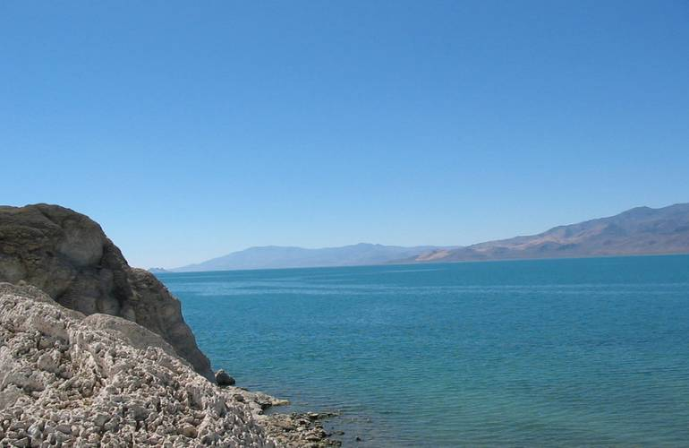 Pyramid Lake Day Trip from Reno