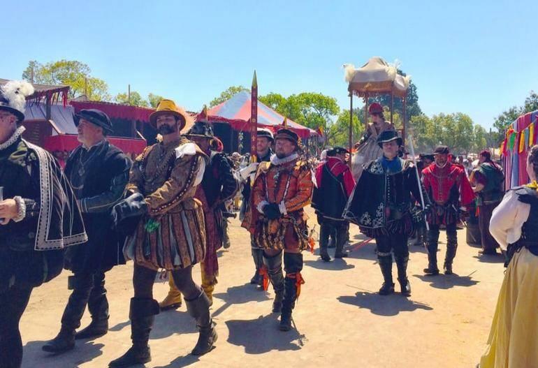 Renaissance Pleasure Faire Santa Fe Dam