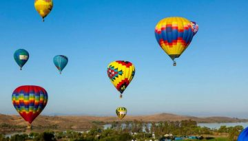 Temecula Valley Balloon and Wine Festival Discounts