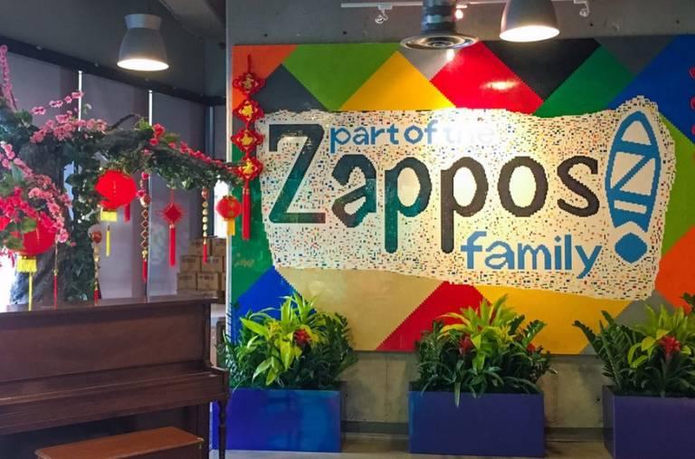 Zappos Headquarters Free Tour Las Vegas