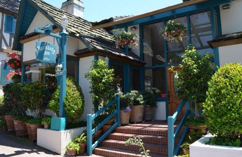 Carmel-by-the-Sea San Francisco Road Trip